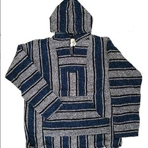 Sunspect Made in Mexico Baja Poncho Unisex